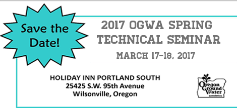 2017 OGWA Spring Technical Seminar