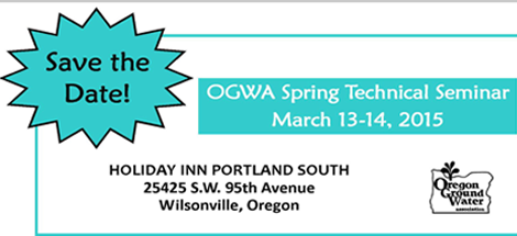 2015 OGWA Spring Technical Seminar