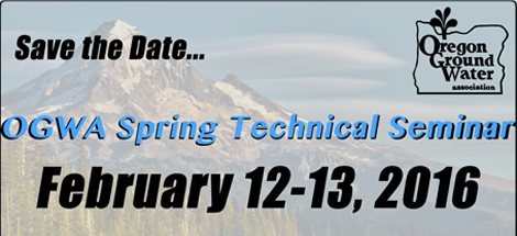 2016 OGWA Spring Technical Seminar